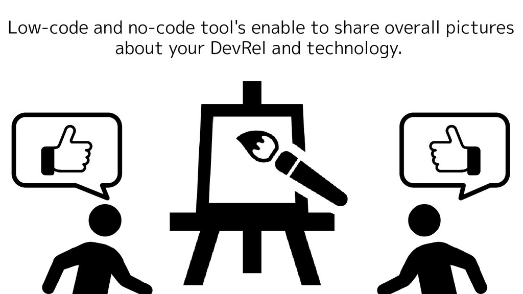 Low-code and no-code tool's enable to share ove...