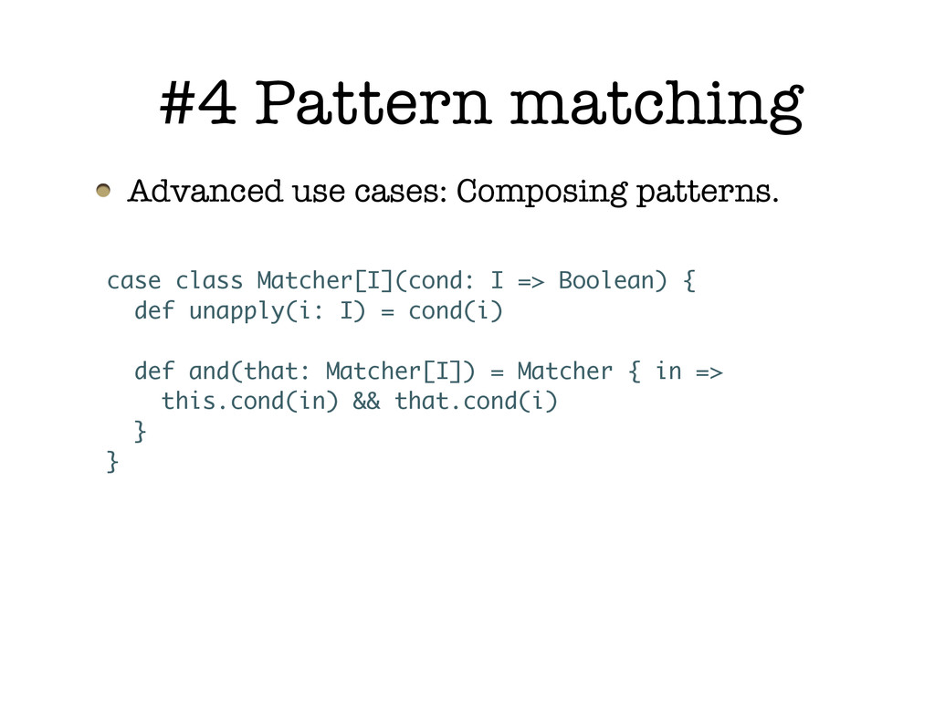 Advanced use cases: Composing patterns. #4 Patt...