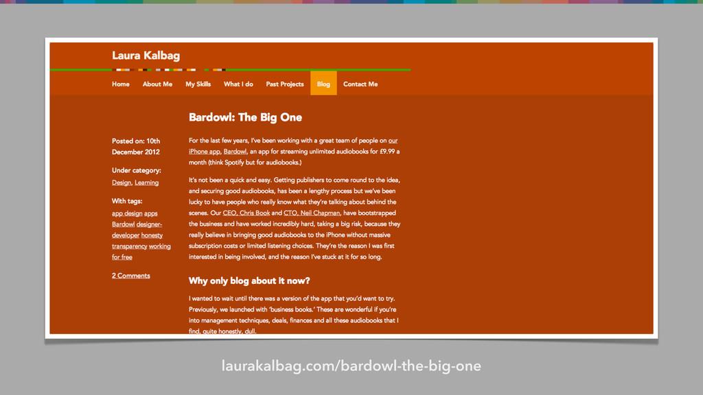 laurakalbag.com/bardowl-the-big-one