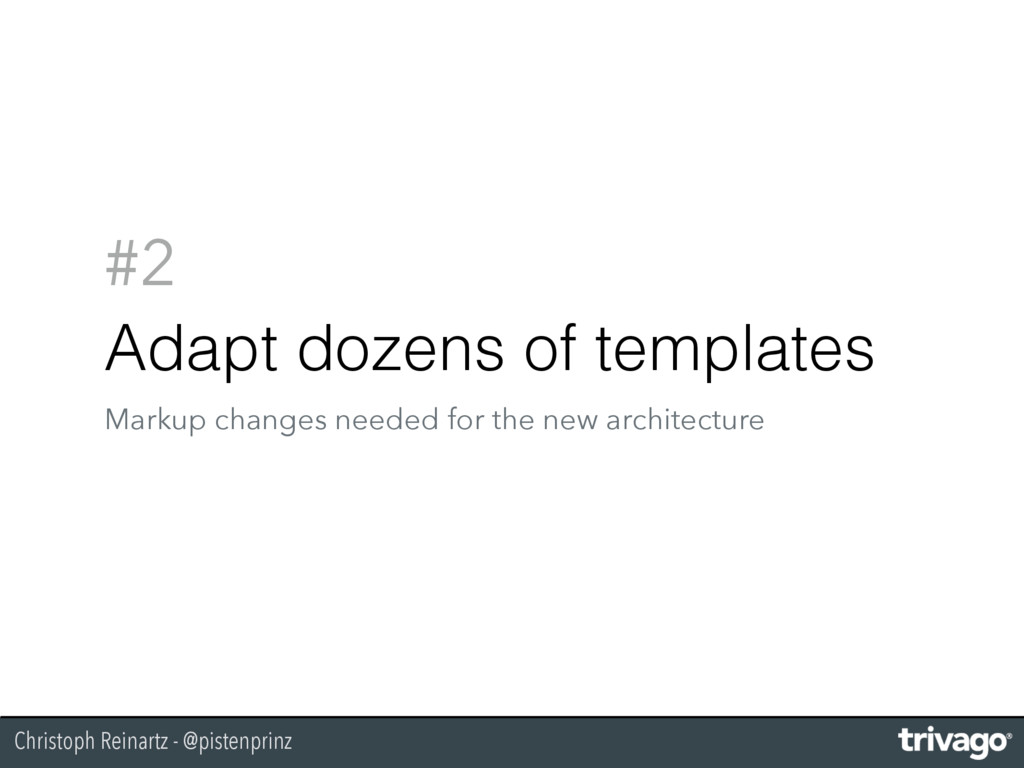 Christoph Reinartz - @pistenprinz #2 Adapt doze...