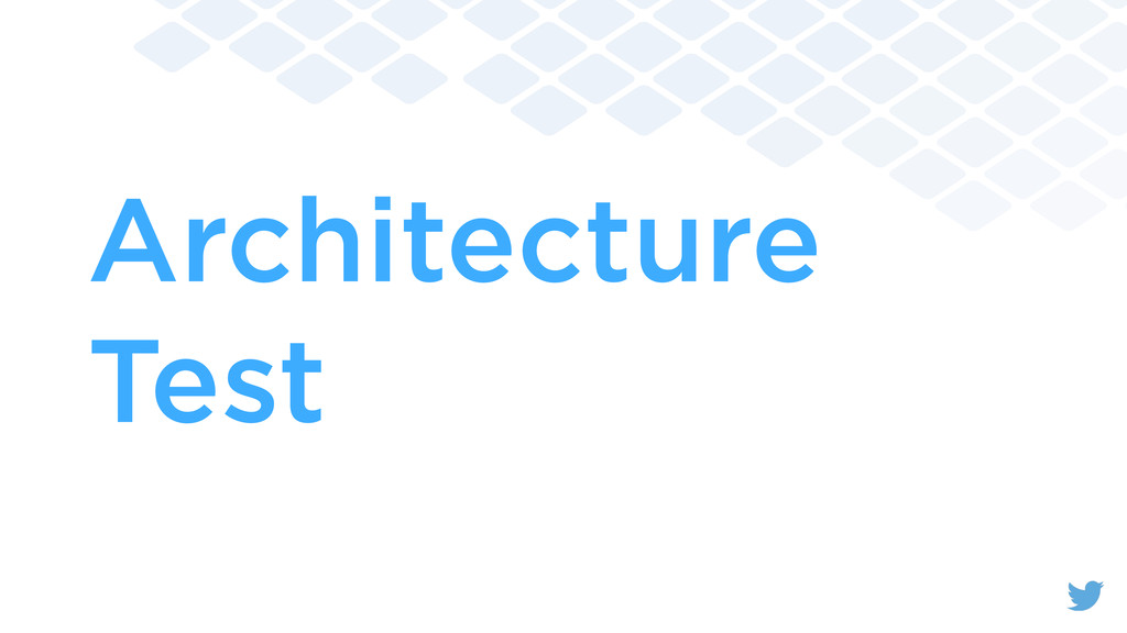 Architecture Test