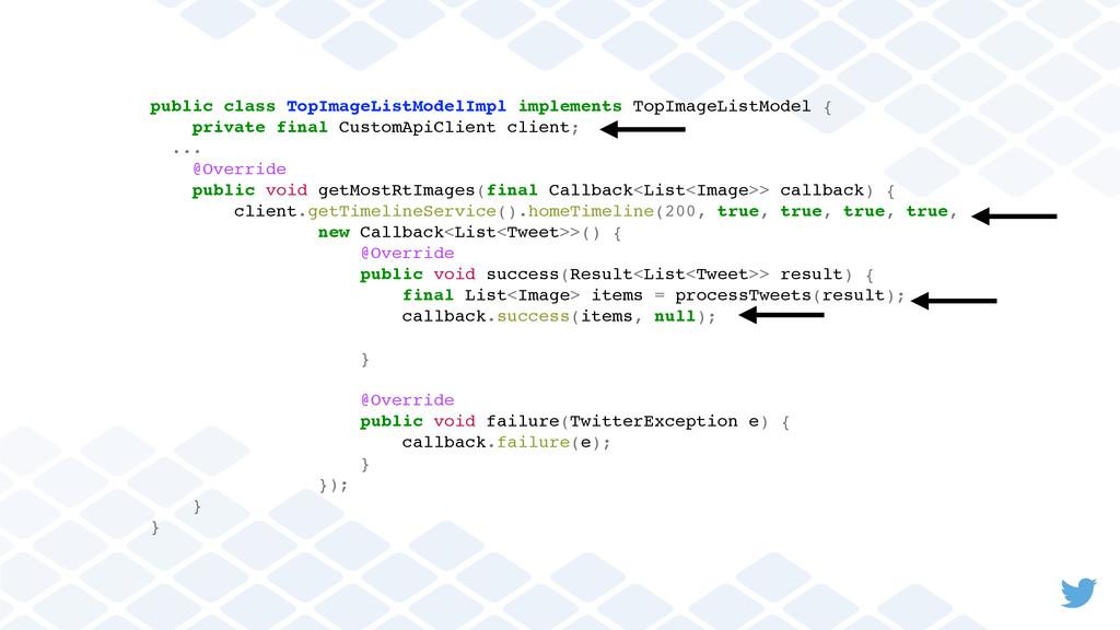 public class TopImageListModelImpl implements T...