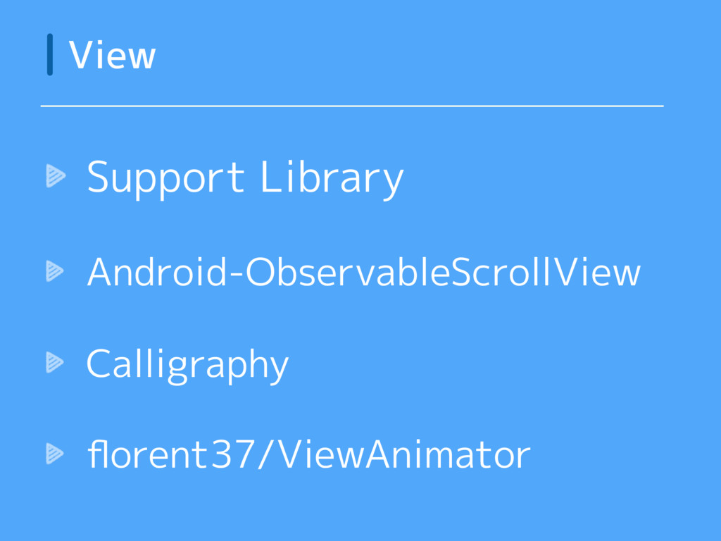 Support Library Android-ObservableScrollView Ca...