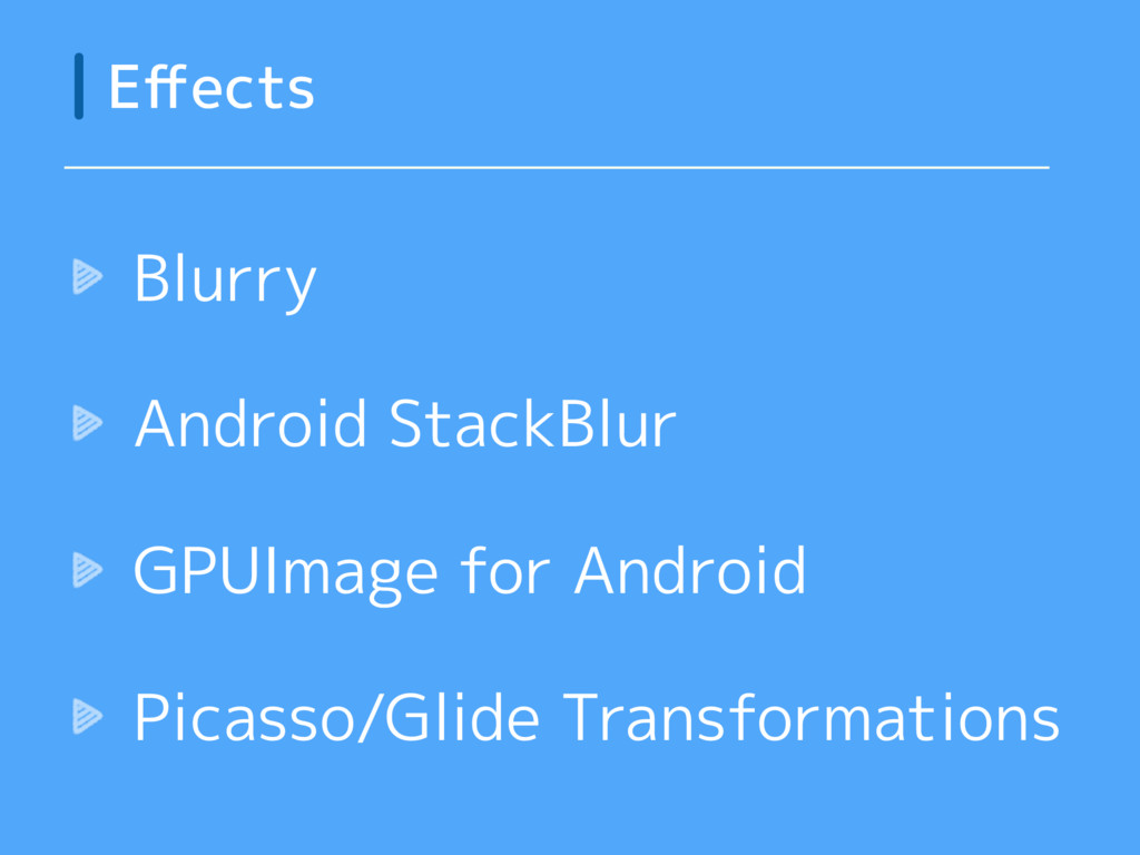 Blurry Android StackBlur GPUImage for Android P...