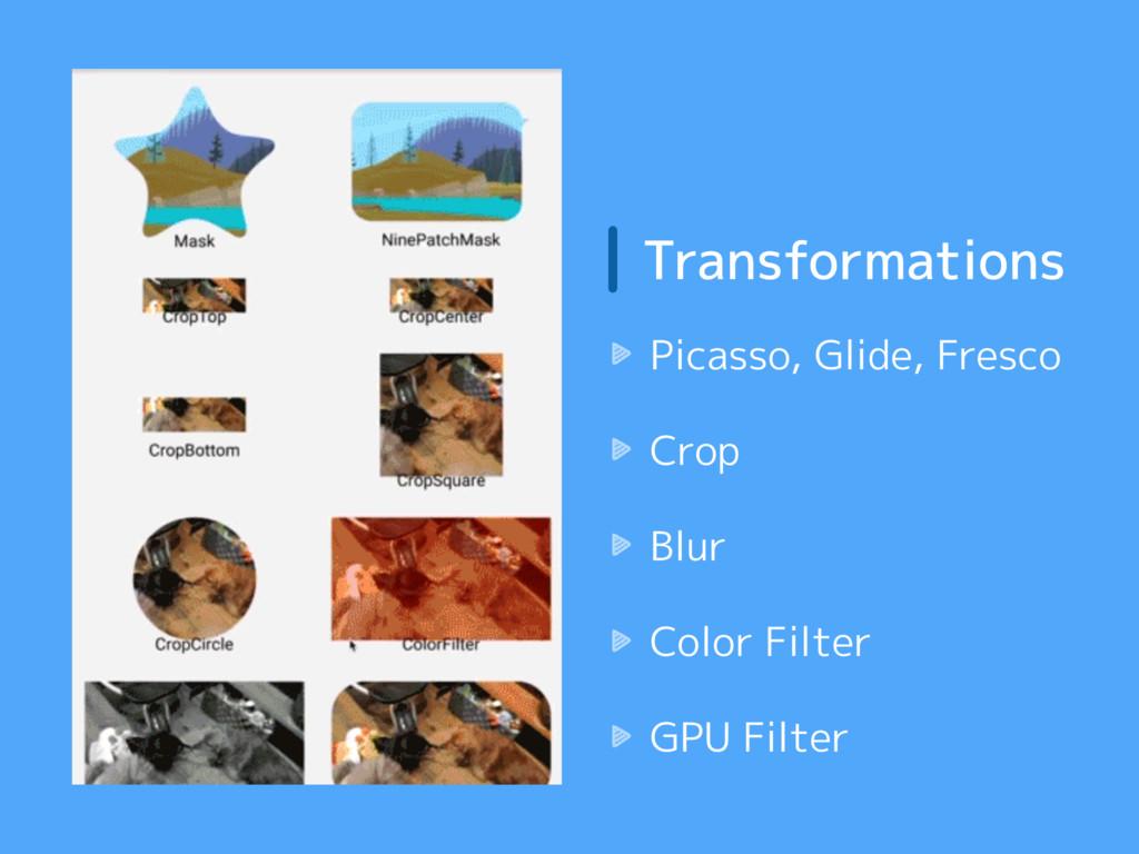 Transformations Picasso, Glide, Fresco Crop Blu...