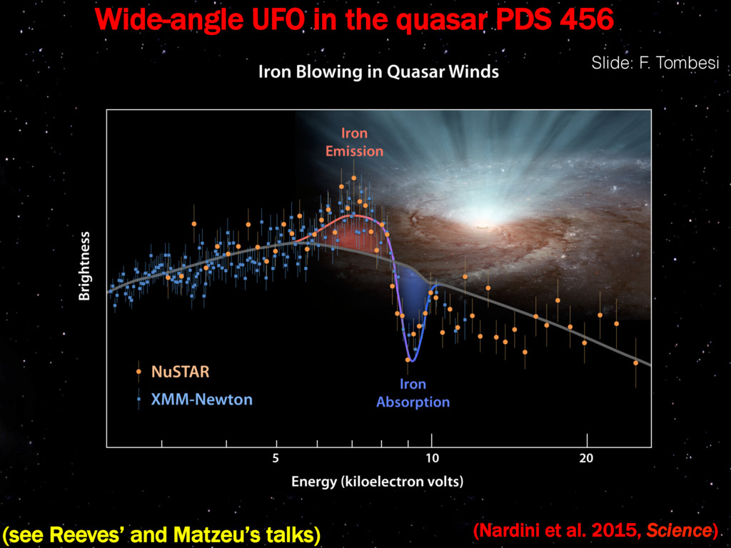 (Nardini et al. 2015, Science) Wide-angle UFO i...