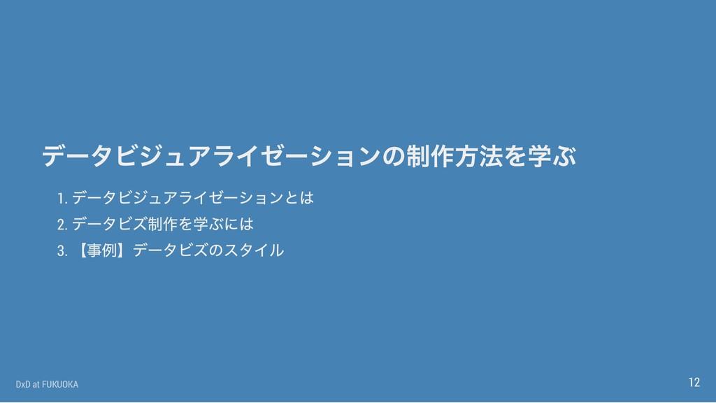 1. 2. 3. DxD at FUKUOKA 12