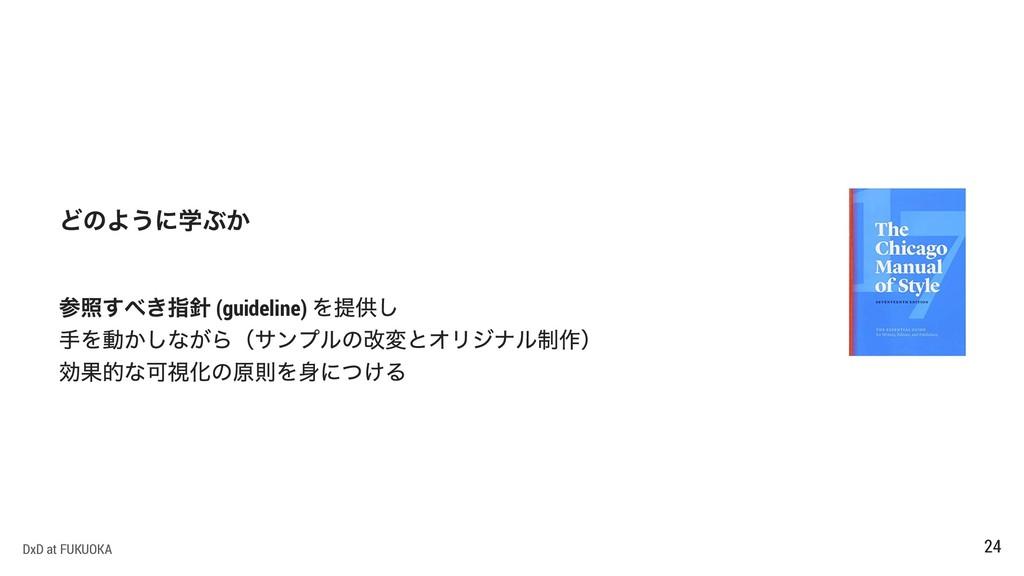 (guideline) DxD at FUKUOKA 24