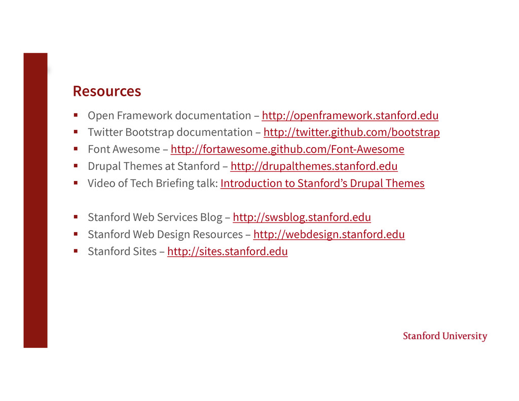 Resources § Open Framework documentation – h...