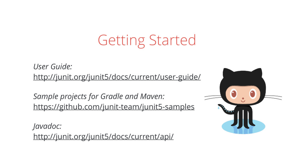 Getting Started User Guide: