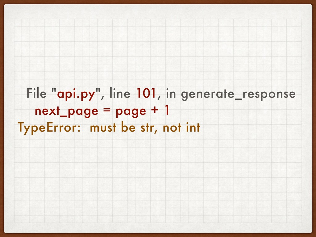 "File ""api.py"", line 101, in generate_response n..."
