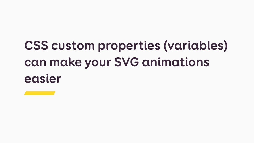 CSS custom properties (variables) can make your...