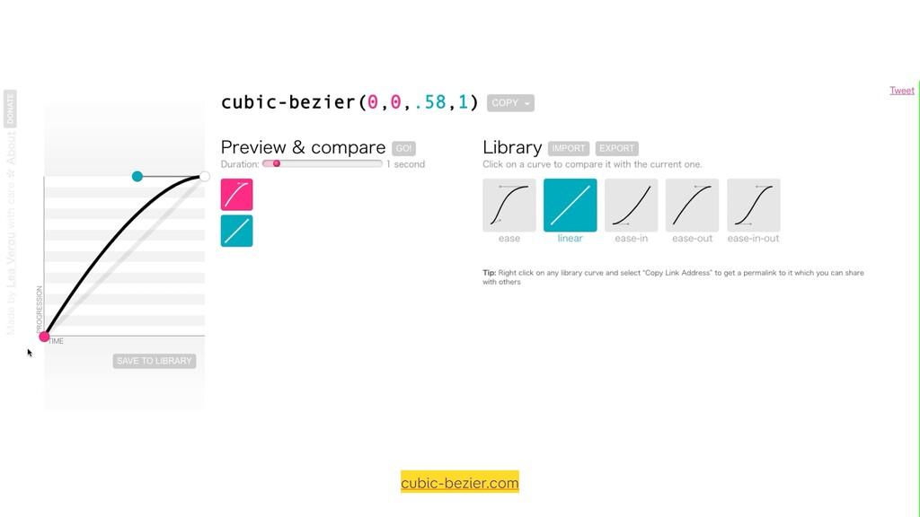 cubic-bezier.com