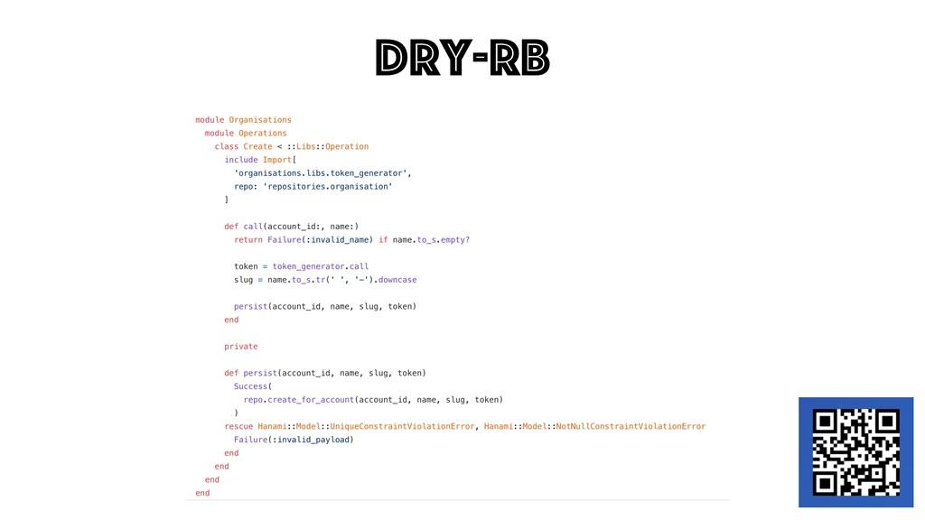 Dry-rb