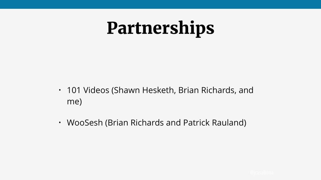 @jcasabona Partnerships • 101 Videos (Shawn Hes...