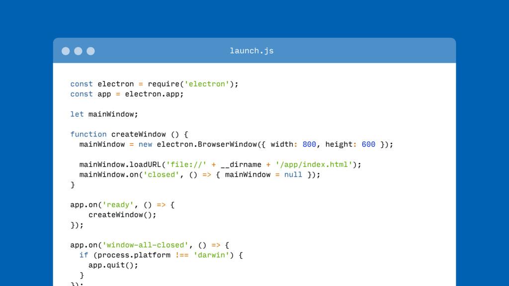 const electron = require('electron'); const app...