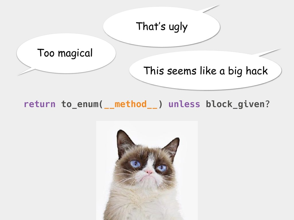 return to_enum(__method__) unless block_given? ...