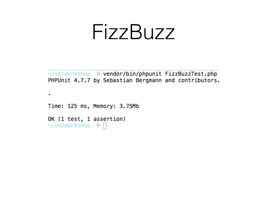 FizzBuzz
