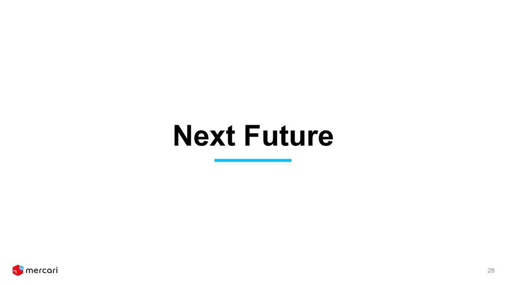 Next Future 28