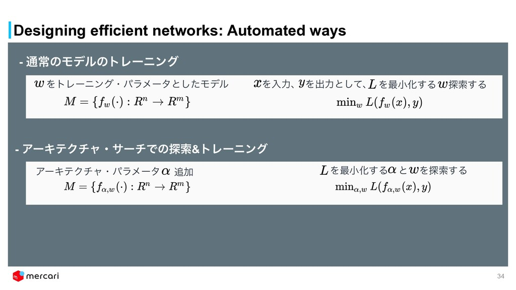 Designing efficient networks: Automated ways - ...