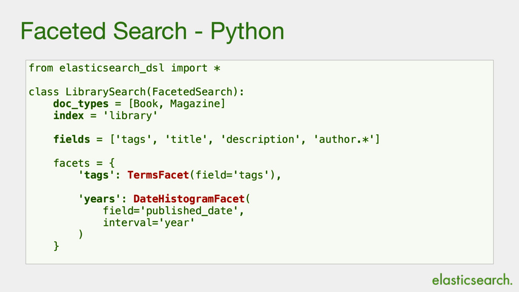 Faceted Search - Python from elasticsearch_dsl ...
