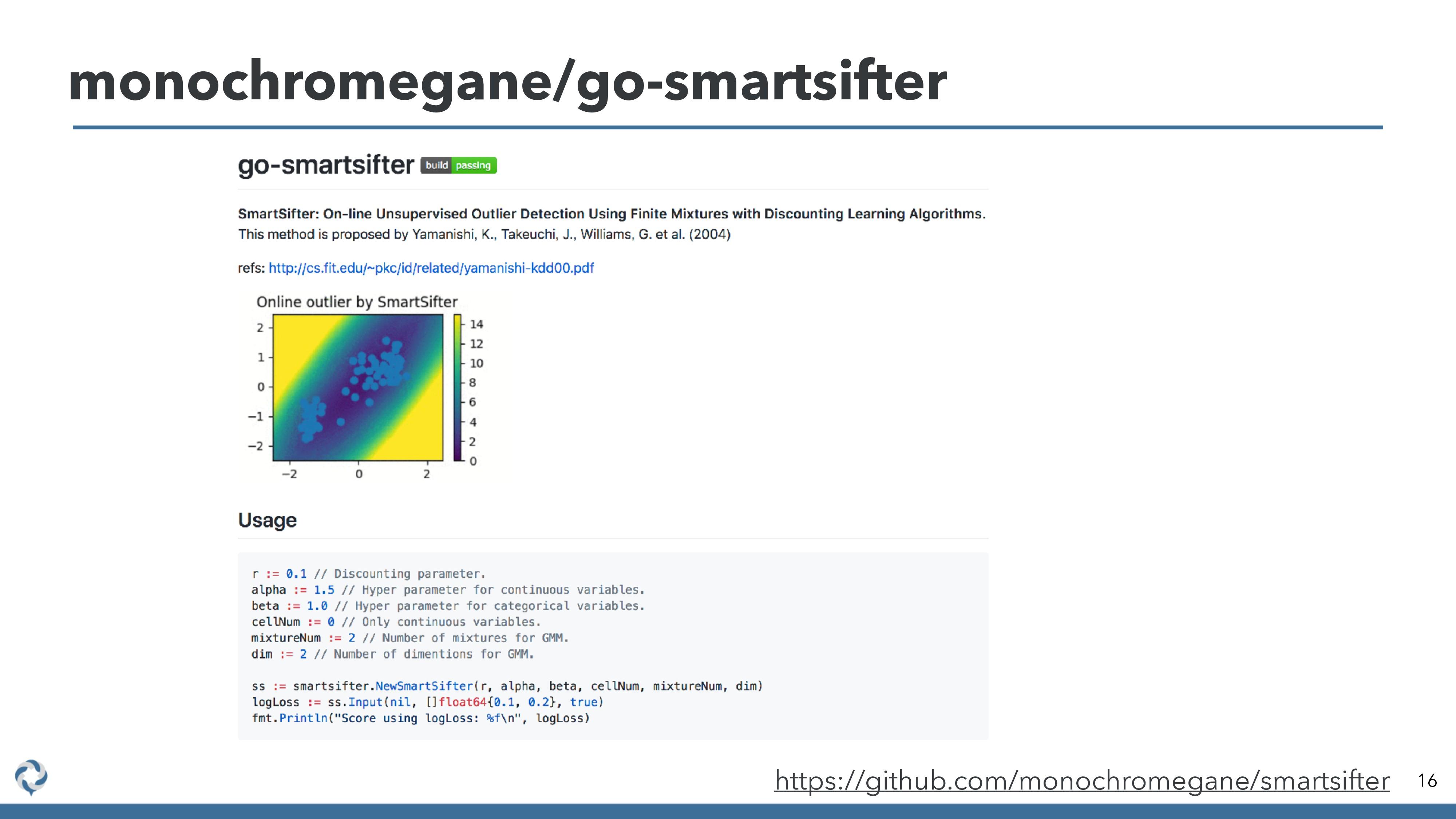 monochromegane/go-smartsifter 16 https://github...