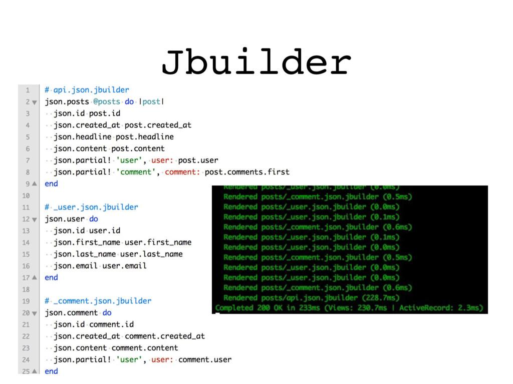 Jbuilder