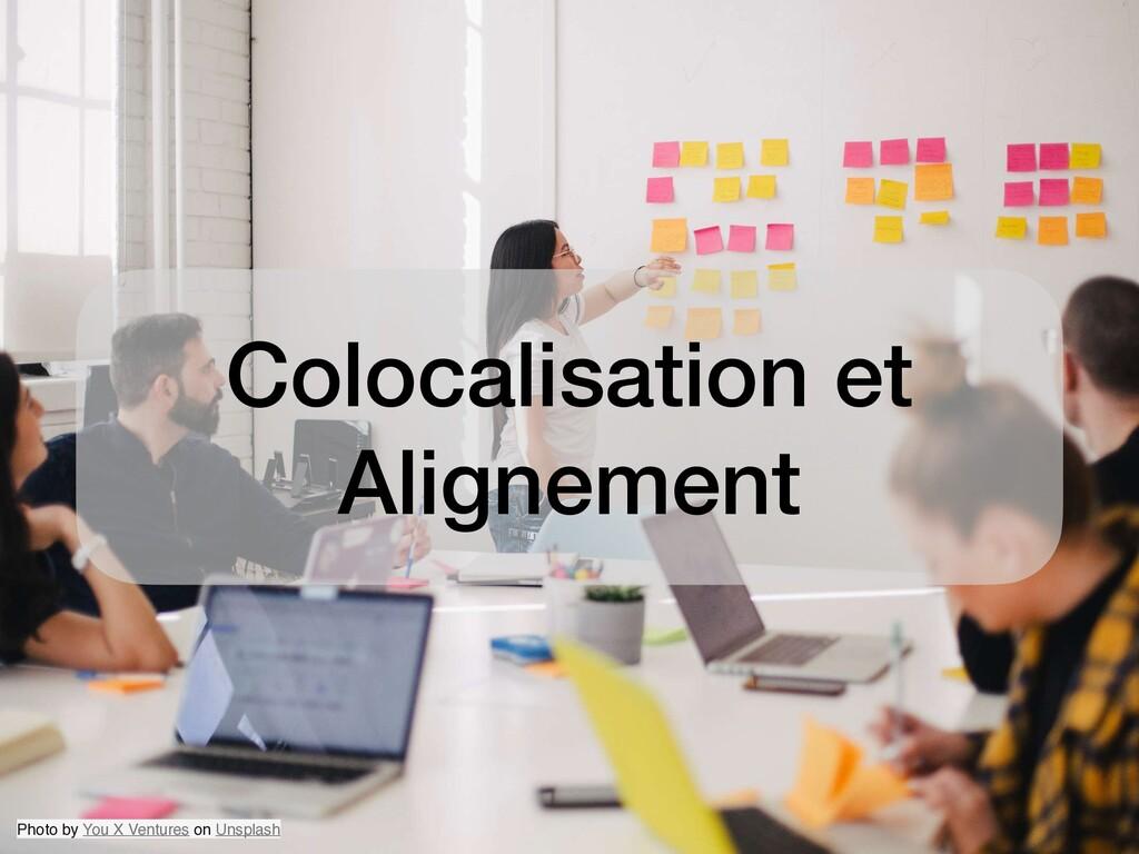 Colocalisation et Alignement Photo by You X Ven...