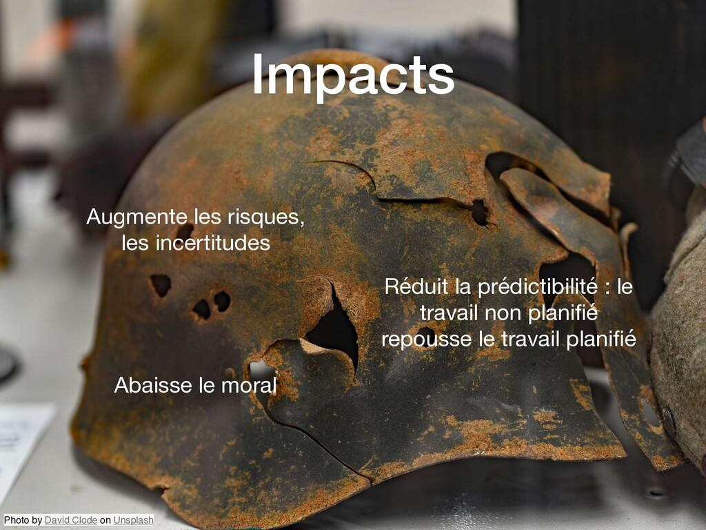 Impacts Photo by David Clode on Unsplash Augmen...