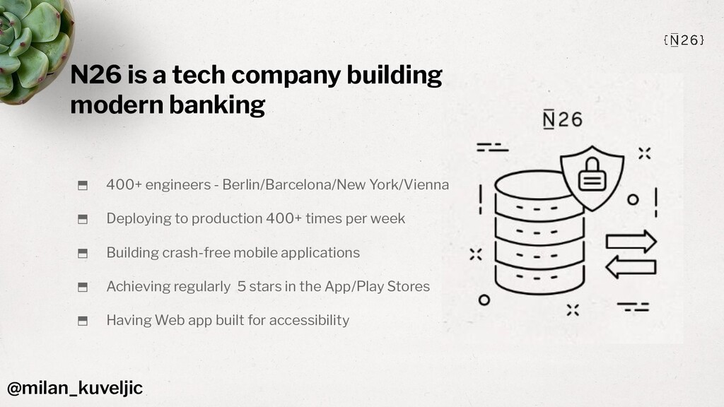 ⬒ 400+ engineers - Berlin/Barcelona/New York/Vi...