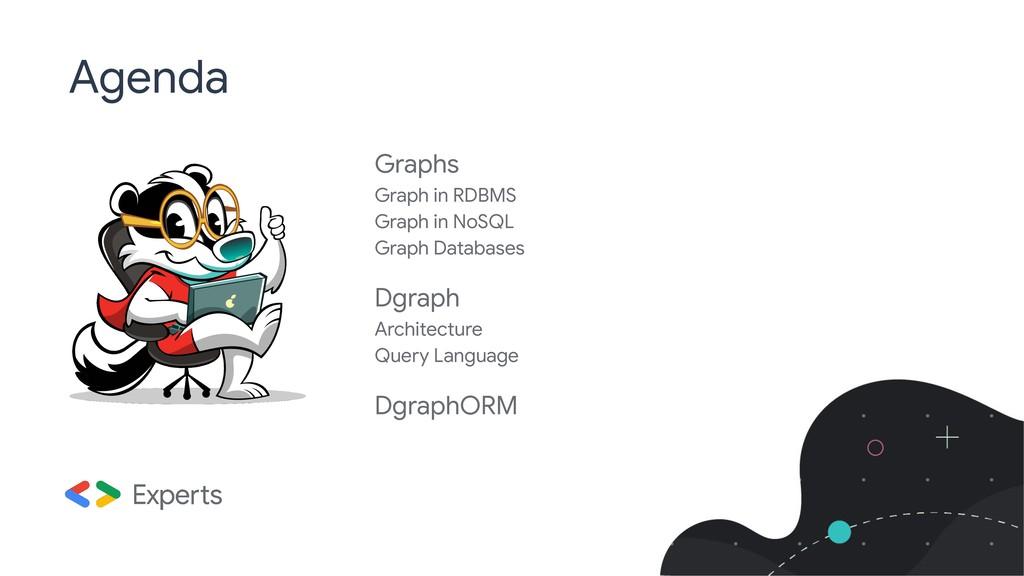 Graphs Graph in RDBMS Graph in NoSQL Graph Data...