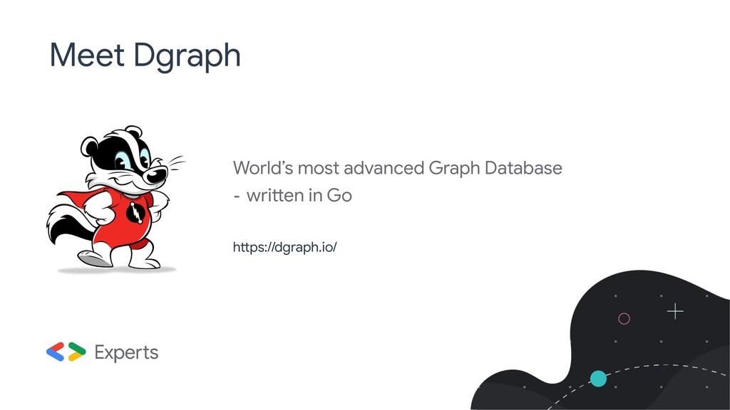 World's most advanced Graph Database - written ...
