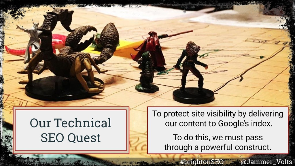 Our Technical SEO Quest To protect site visibil...