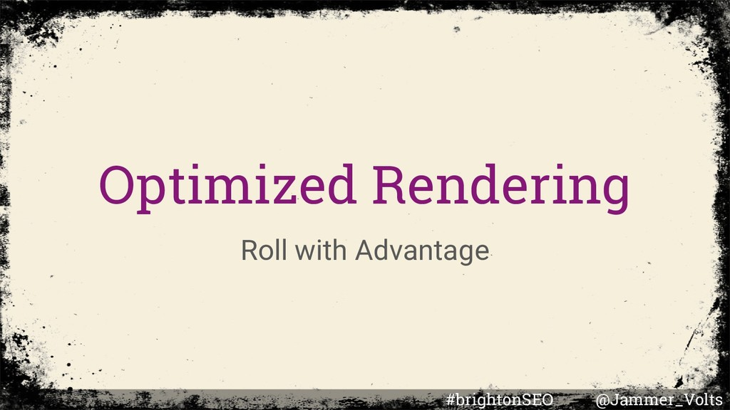 Optimized Rendering Roll with Advantage #bright...