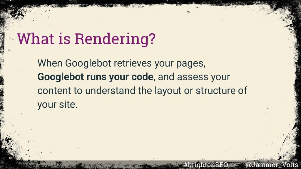 When Googlebot retrieves your pages, Googlebot ...