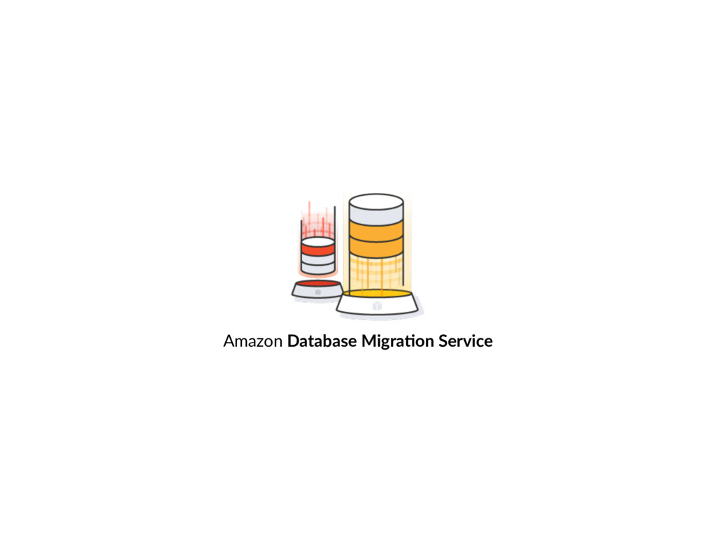 Amazon Database Migra8on Service