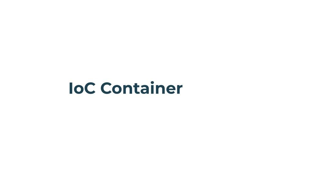 IoC Container
