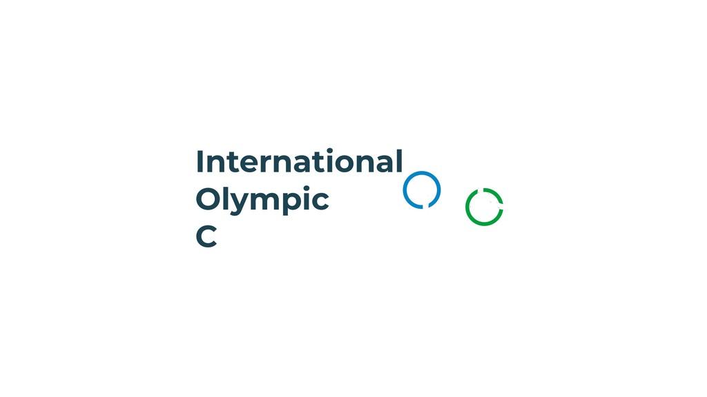 International Olympic C