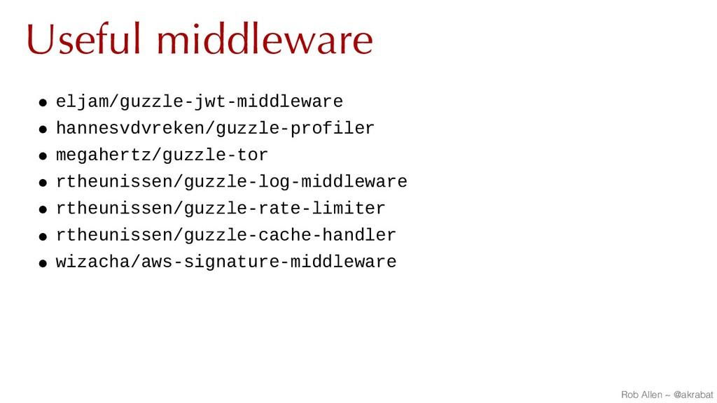 Useful middleware • eljam/guzzle-jwt-middleware...