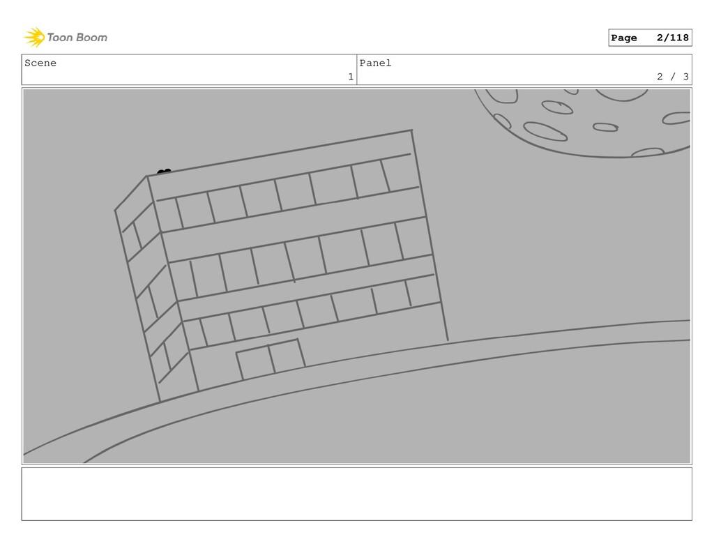 Scene 1 Panel 2 / 3 Page 2/118