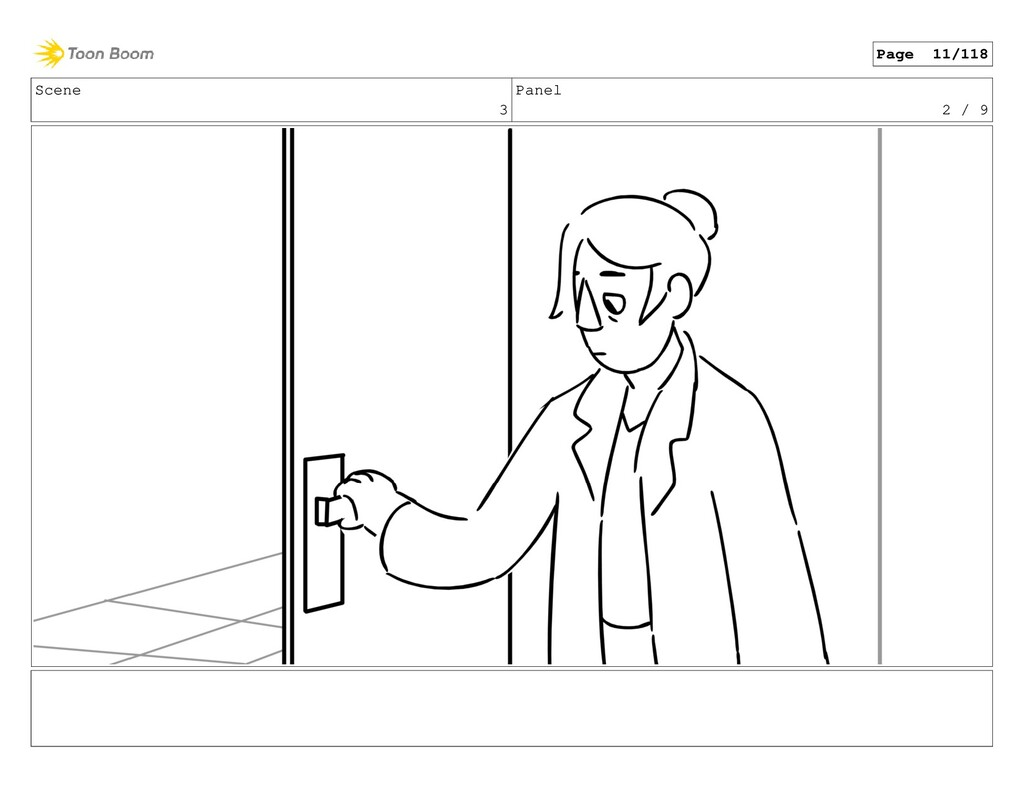 Scene 3 Panel 2 / 9 Page 11/118