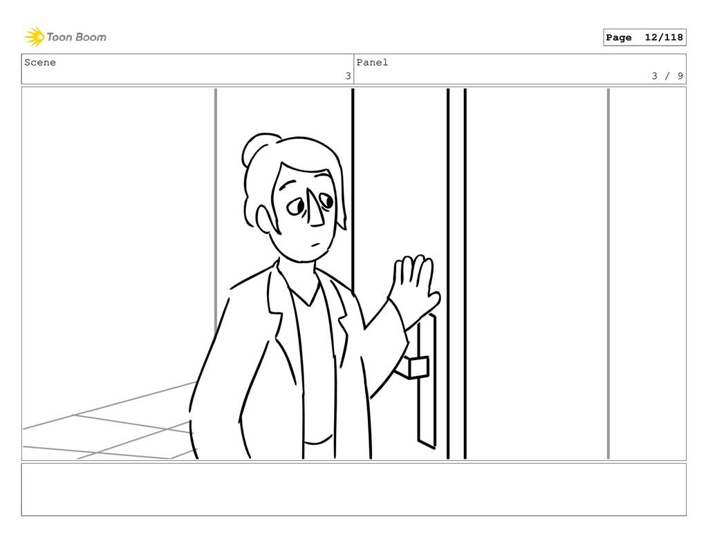 Scene 3 Panel 3 / 9 Page 12/118