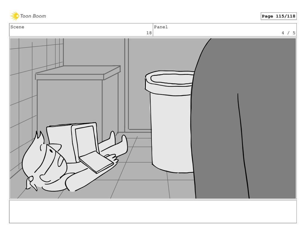 Scene 18 Panel 4 / 5 Page 115/118