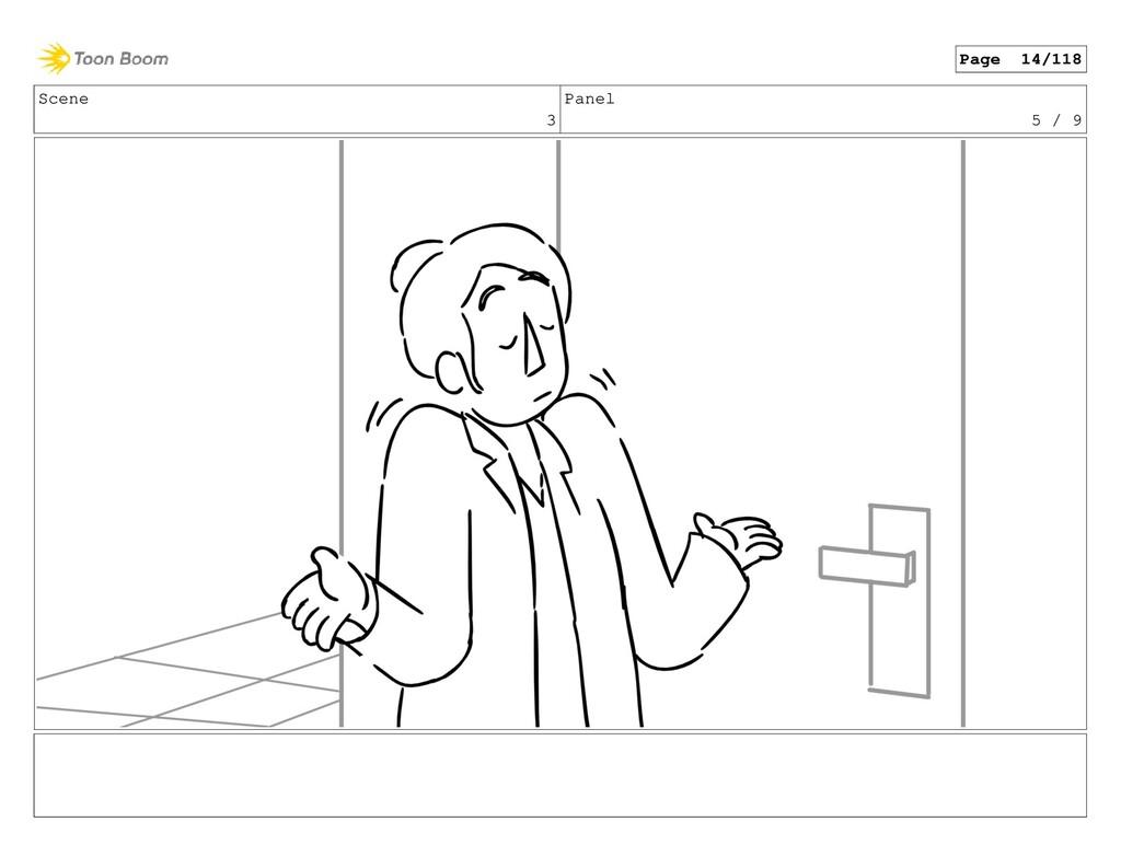 Scene 3 Panel 5 / 9 Page 14/118