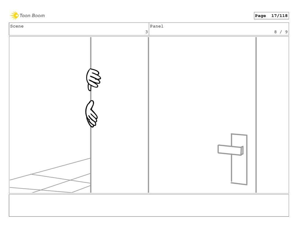 Scene 3 Panel 8 / 9 Page 17/118