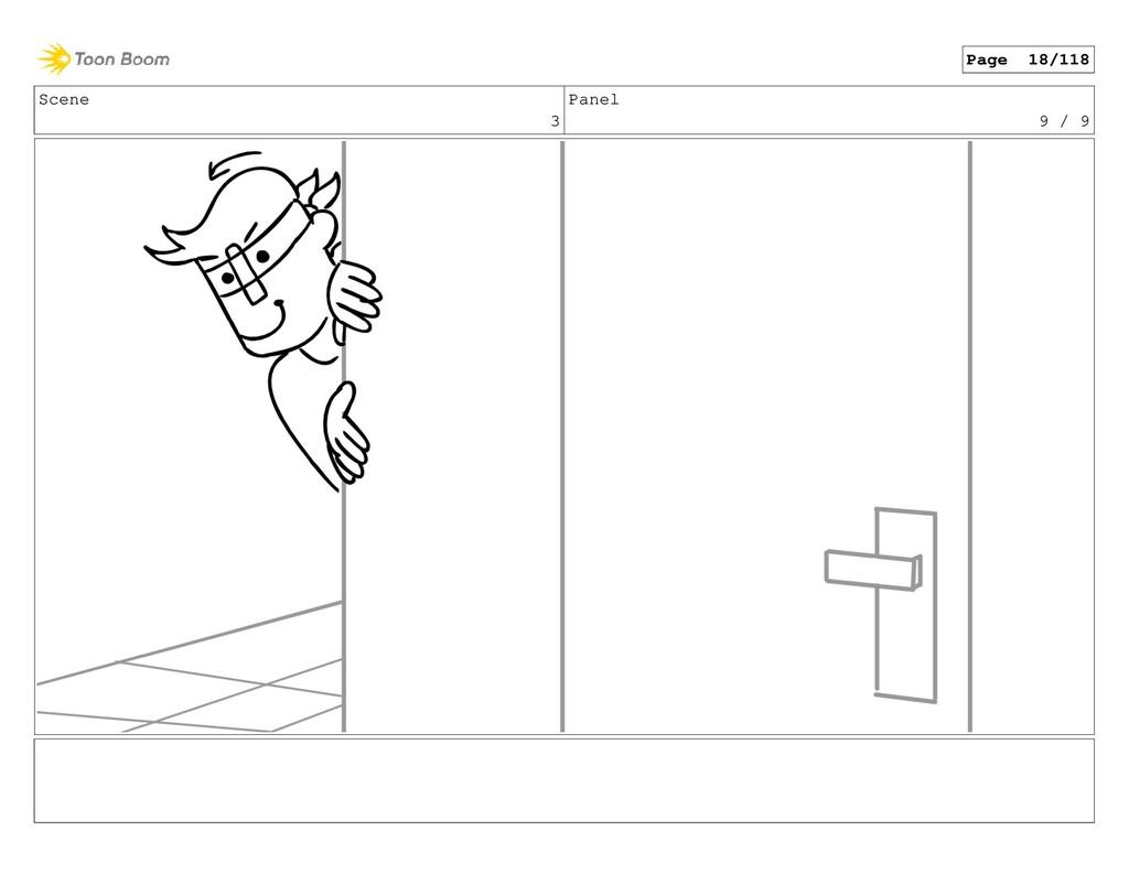 Scene 3 Panel 9 / 9 Page 18/118