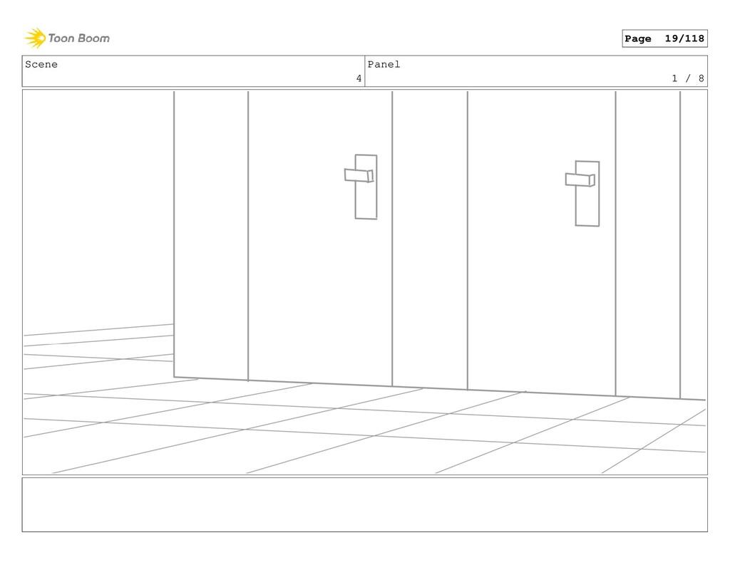 Scene 4 Panel 1 / 8 Page 19/118