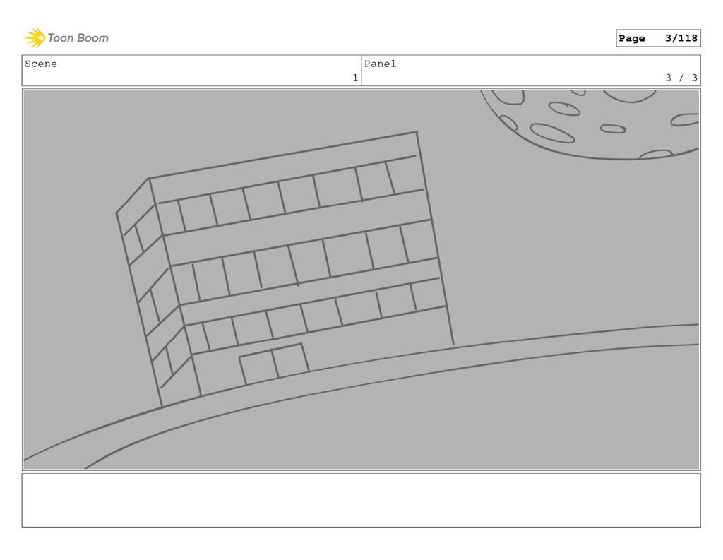 Scene 1 Panel 3 / 3 Page 3/118