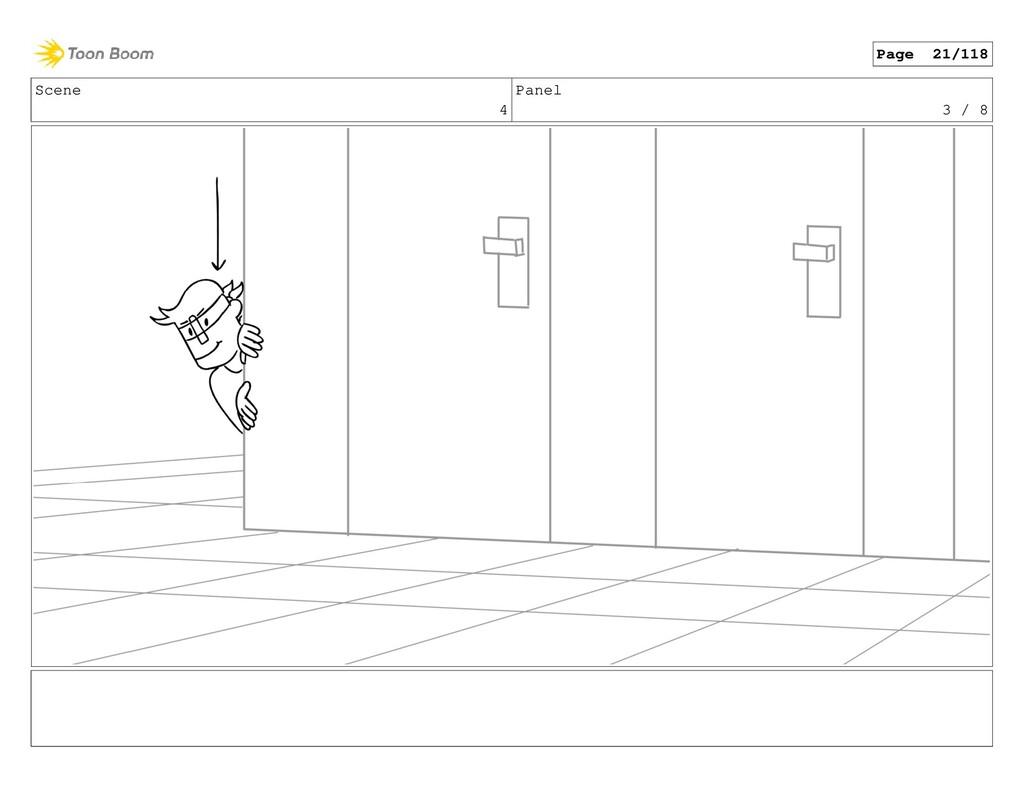 Scene 4 Panel 3 / 8 Page 21/118