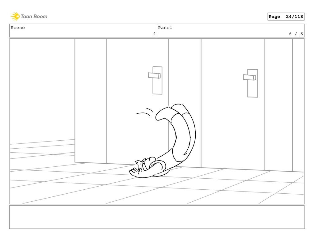 Scene 4 Panel 6 / 8 Page 24/118